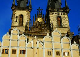 Прага весенняя
