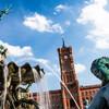 Фонтан Нептуна - Экскурсии в Берлине