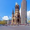 Мемориальная церковь кайзера Вильгельма - Экскурсии в Берлине