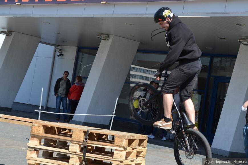 Велотриал — один из самых экстремальных и в то же время самых доступных видов спорта.