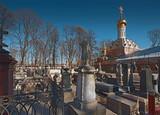 Спит в Донском монастыре русское дворянство