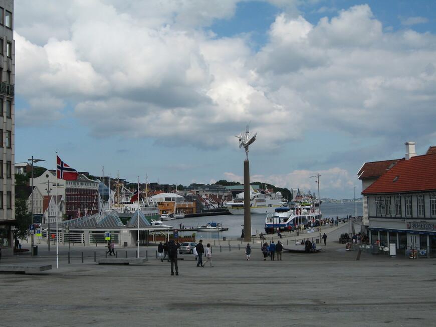 Порт в Ставангере