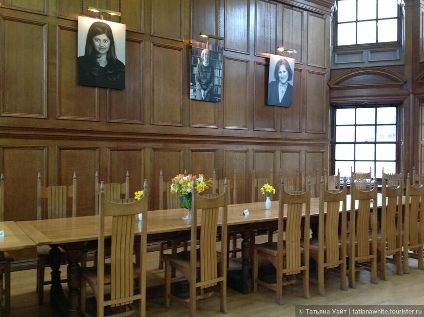 Необычное решение в духе современности - Хартфорд колледж