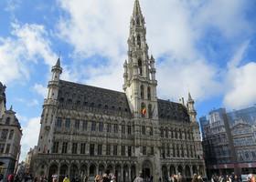 Брюссель февраль 2015г.
