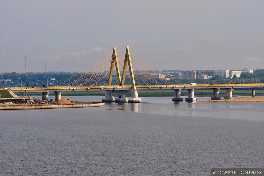 18. Мост Миллениум построен к 1000-летию города.
