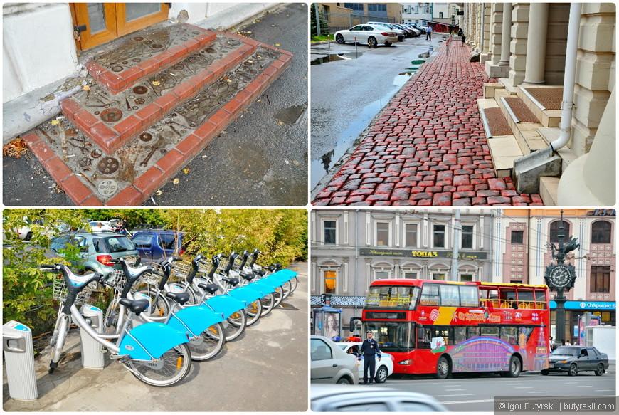 25. В городе много интересных деталей, также есть велопрокат и экскурсионные автобусы.