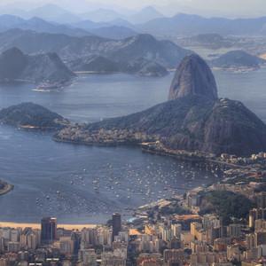 Бразилия. Рио-де-Жанейро.