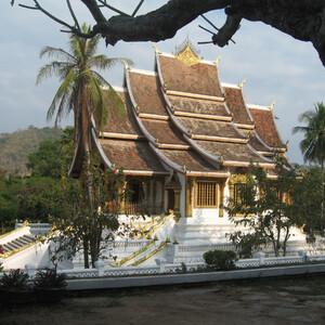 Королевский золотой Луангпрабанг