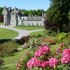 Сады замка Баллиндаллох знамениты не только чудесными растениями, но и многим другим...
