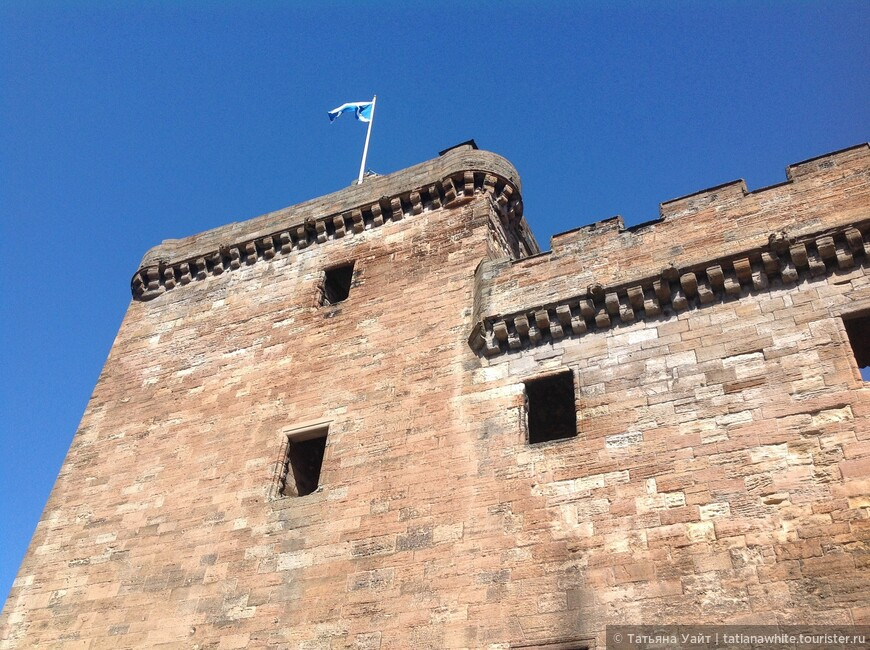 Шотландские стены