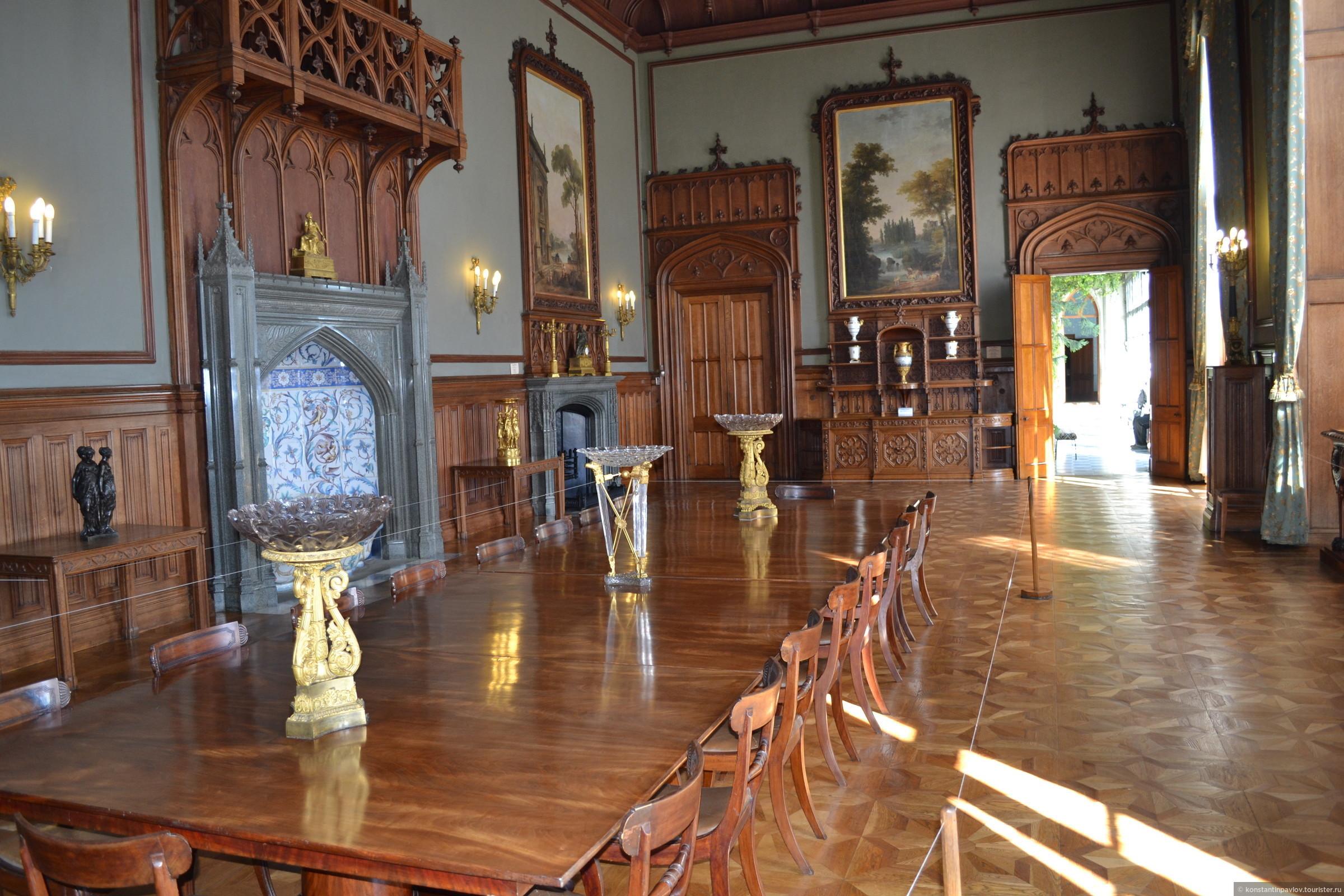 воронцовский дворец фото помещения для прислуги обсуждение темы