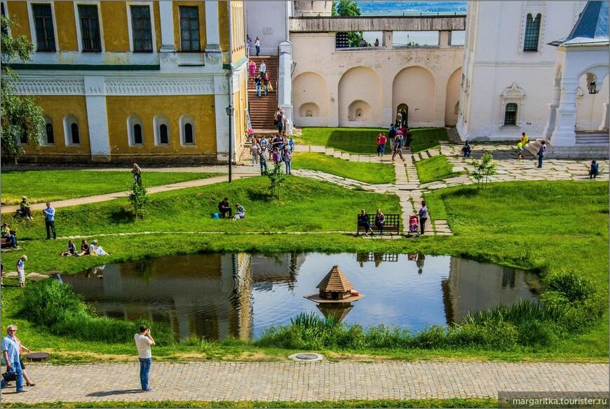 кремлёвский пруд