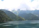 Абхазия-по дороге на озеро Рица