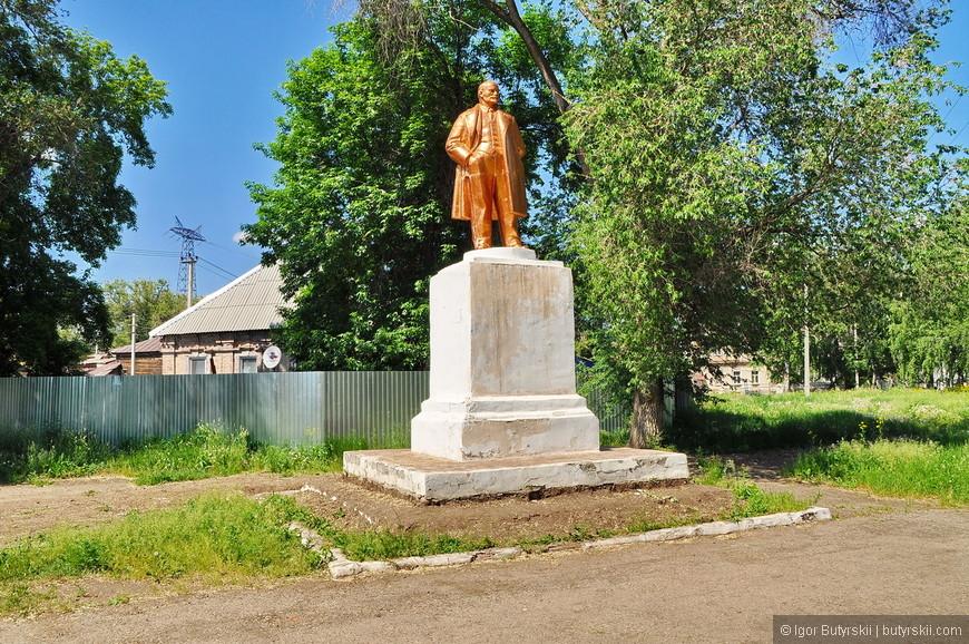 11. В историческом районе был найден маленький Владимир.