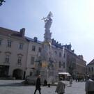 Главная площадь (Хауптплац) в Бадене