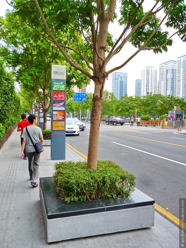 04. Город невероятно зеленый, был признан «городом садом» несколько лет назад.