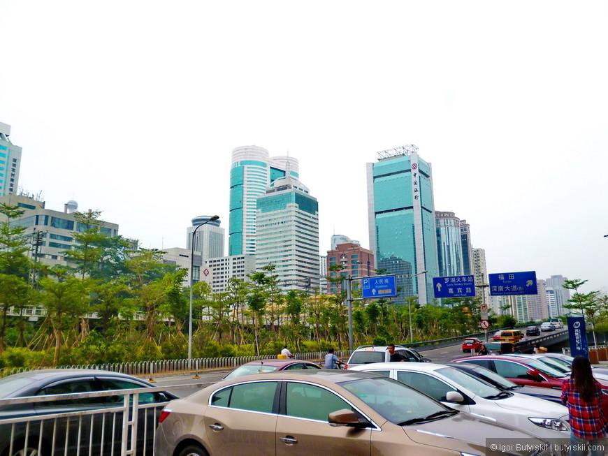 15. Невероятно зеленый город для Китая.