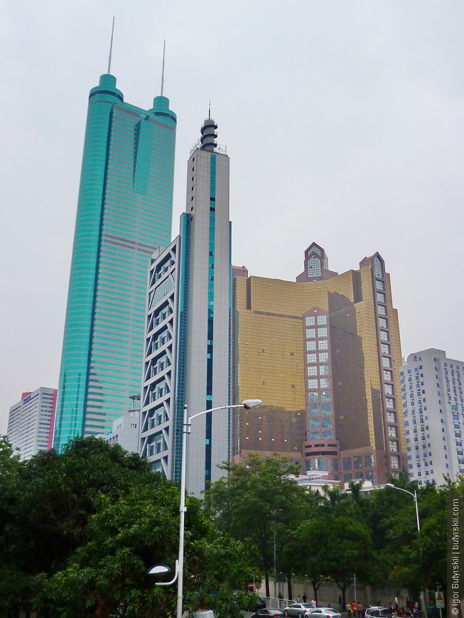 21. Шеньчжень, возможно, скоро станет экономической столицей континентального Китая и со временем будет все более интересен и известен.
