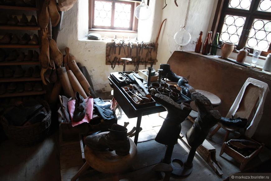 Староротенбургский домик ремесленников