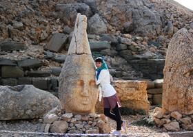 ЮНЕСКО в Турции: головы на горе Немрут-Даг.