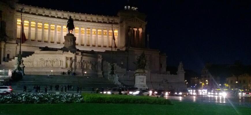 Снова площадь Венеции
