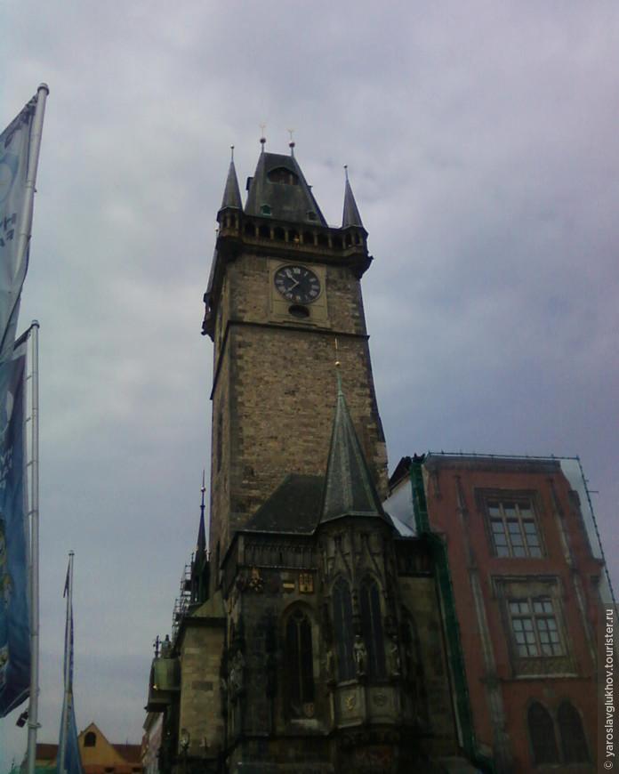 Староместская ратуша.