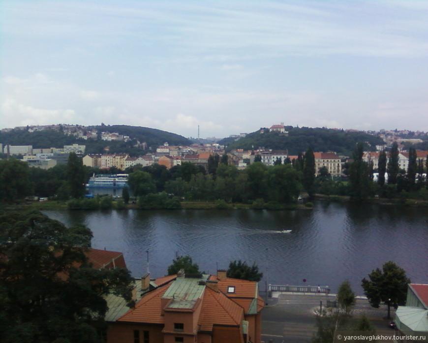 Холмы над Влтавой.