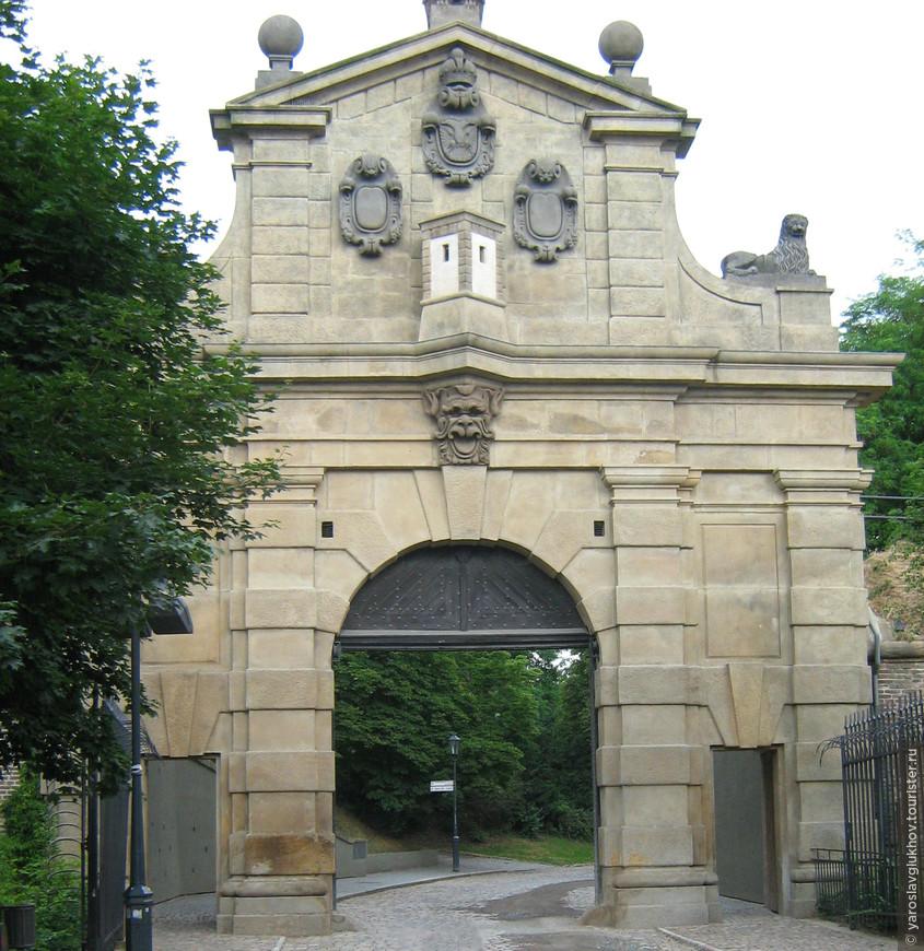 Ворота Вышеграда.
