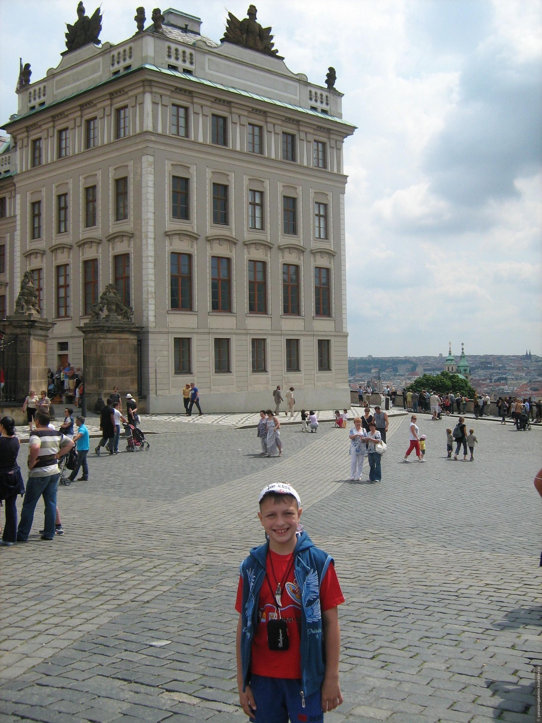 Прага — город, в котором непременно стоит побывать!, Пражские открытки