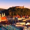 наша красавица - Любляна