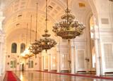 Большой Кремлевский дворец. Великолепие залов