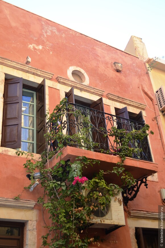 Красивые балкончики - моя страсть.