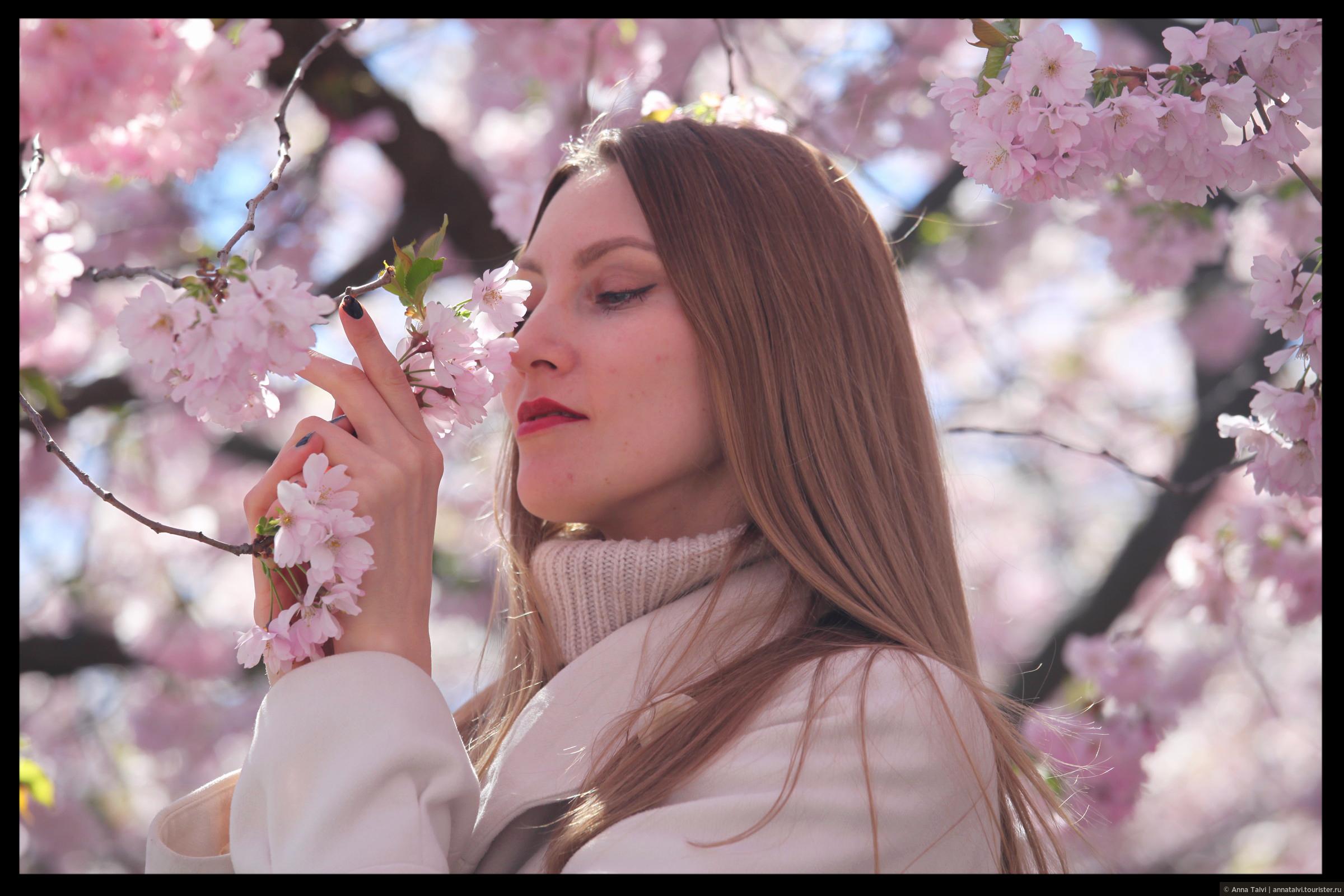 очень длинными запах весны фото виновником может