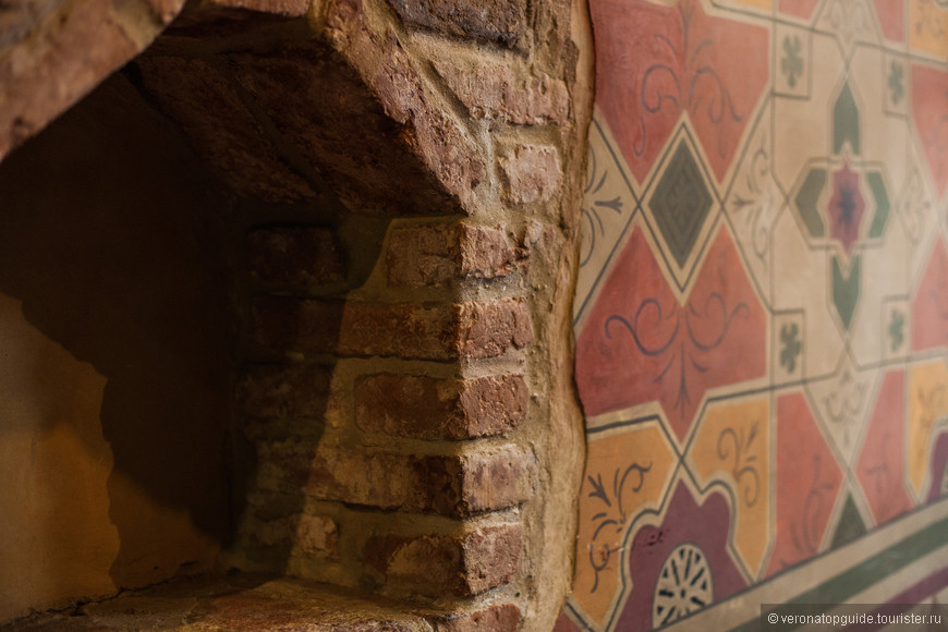 Средневековый Дом Джульетты