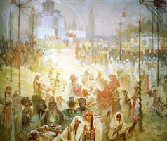 В Кракове открылась выставка художников Чехии и Моравии XIX-XX веков