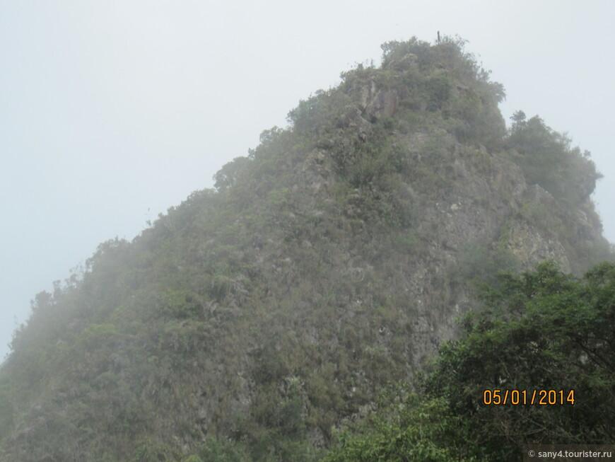 Вершина Вайну Пикчу.