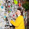 Оставь записку для неё на стене любви в Вероне