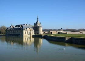 Замок Шантийи, Париж