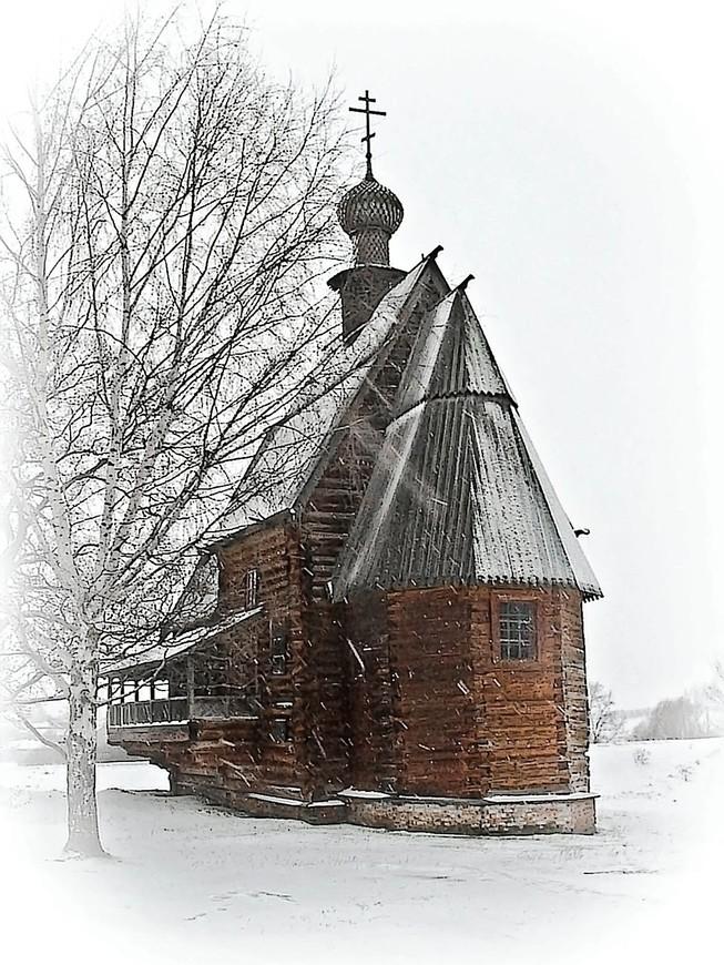 Никольская церковь, г. Суздаль