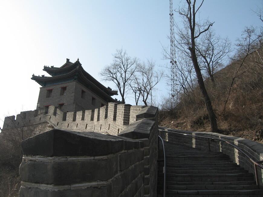 Четвертая башня