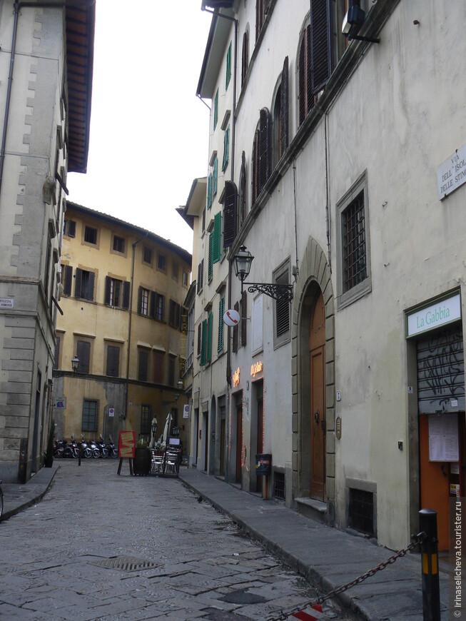 гуляем улицами Флоренции