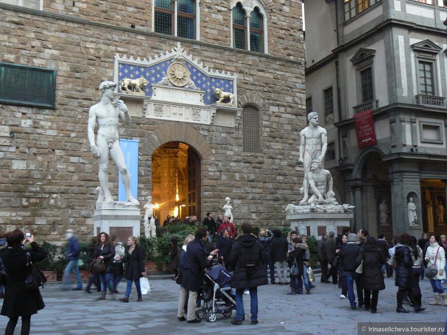 моя любимая площадь в Италии