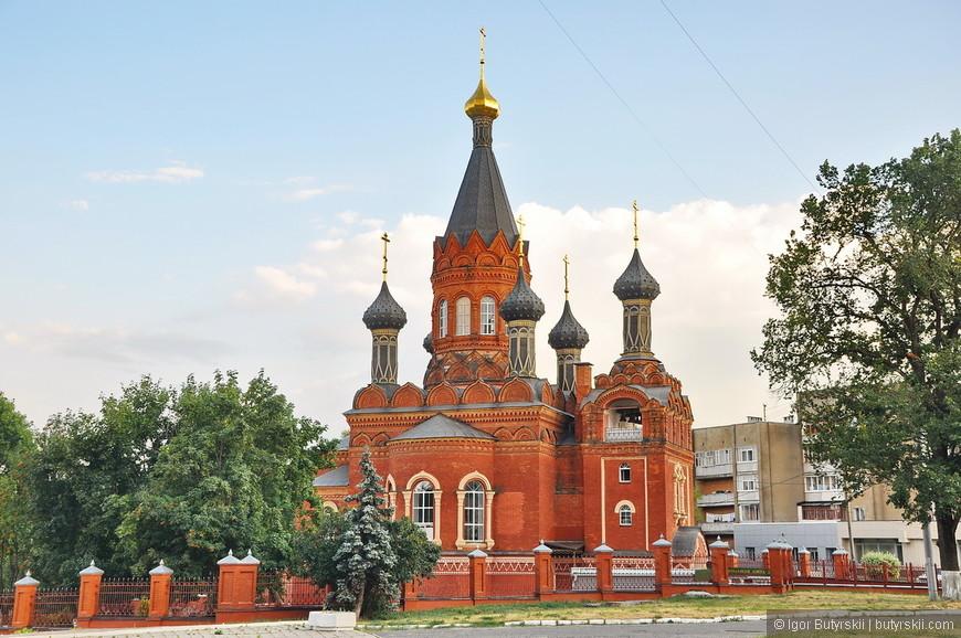 14. Вот таким мне увиделся Брянск. Я всегда стараюсь увидеть в городах прекрасное, но удается не всегда.