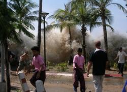 В Таиланде произошло землетрясение