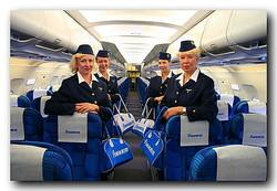 "Finnair охватила тарифами ""без багажа"" почти всю Европу"