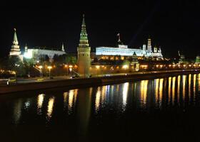 Москва праздничная.