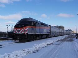 Чешские железные дороги закрывают отапливаемые залы ожидания