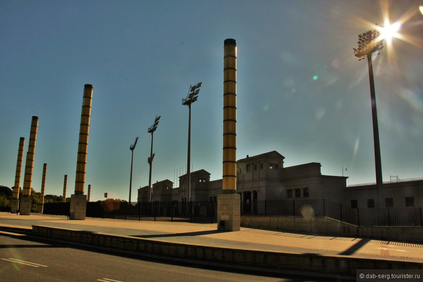 Олимпийский стадион