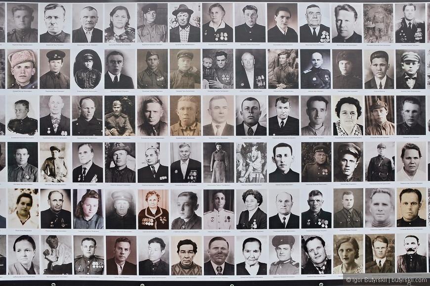 04. В каждом лице – своя история, на сайте организаторов акции если раздел, где можно почитать истории из военной жизни.