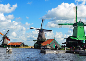 Сырно-мельничная Голландия